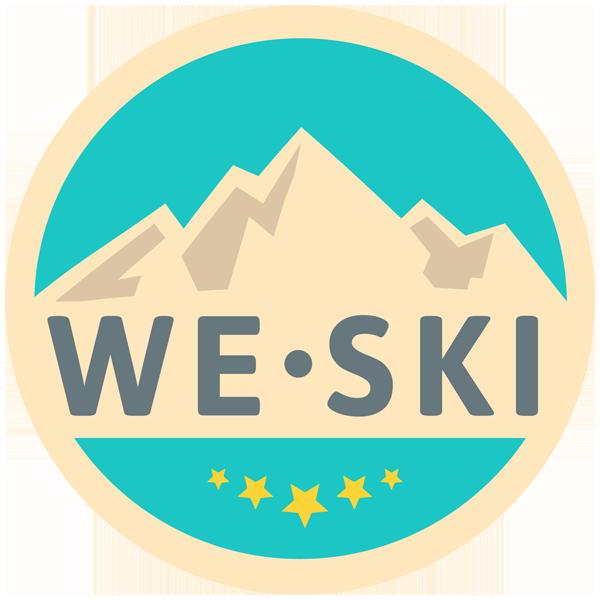 WeSki full colour logo - small