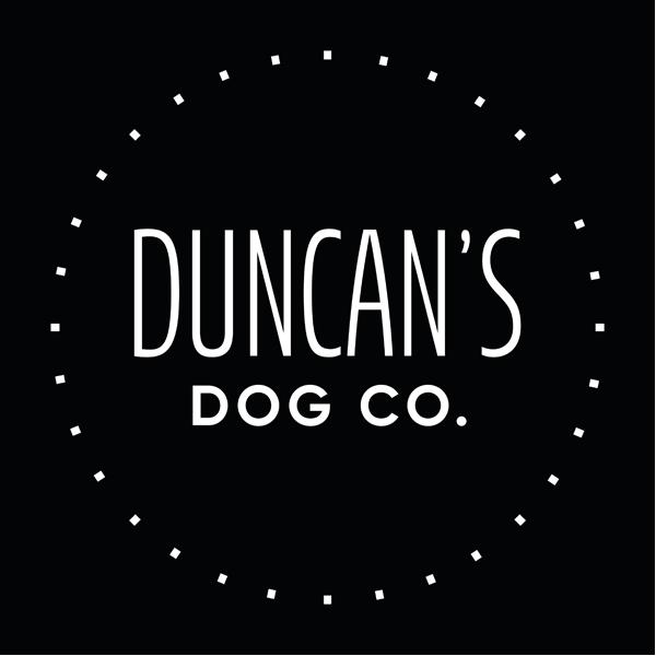 Duncan's dog co logo
