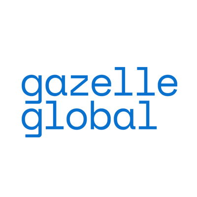 Gazelle global logo