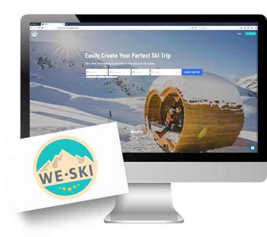 WeSki case study image